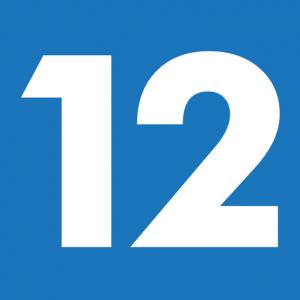 12 Aqua Tokens