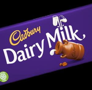 All chocolate